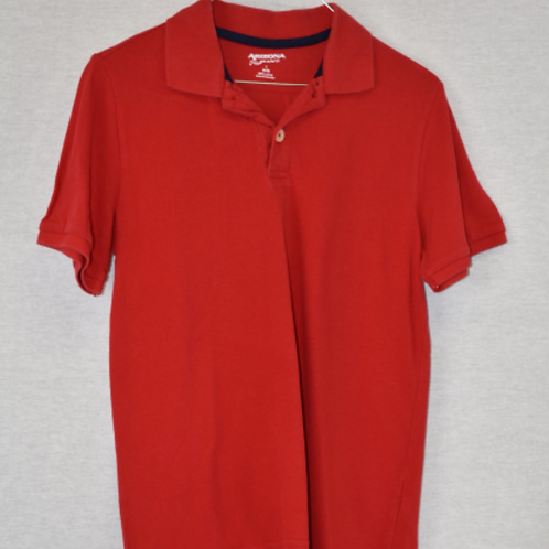 Boys Short Sleeve Shirt, Size L (14/16)