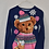 Thumbnail: Girls Night Shirt - Size 10