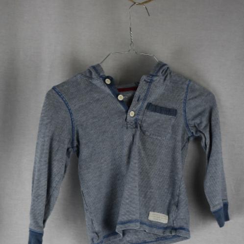 Boys Long Sleeve Shirt - Size S