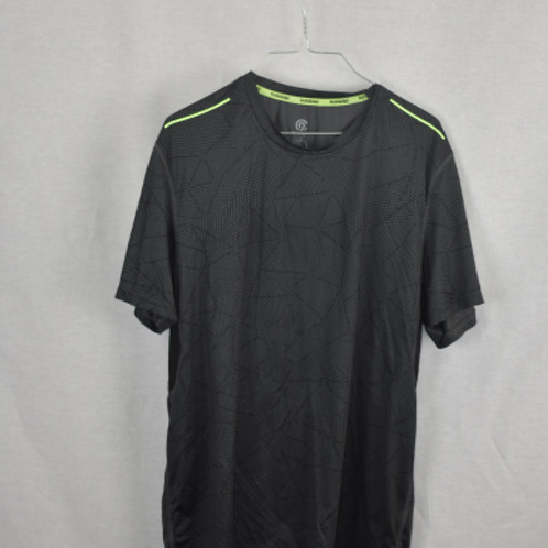 Men's Short Sleeve Shirt-Size L