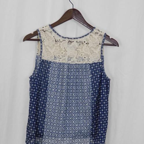 Girls Short Sleeve Shirt - L