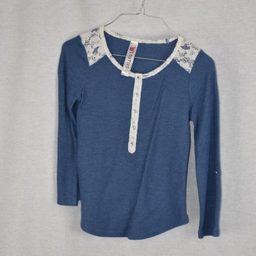 Girls - Long Sleeve Shirt - Size L