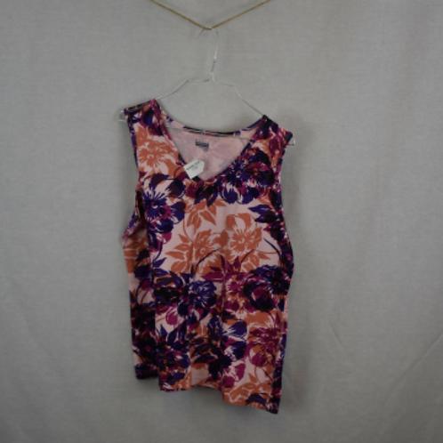 Women's Short Sleeve Shirt, Size XL