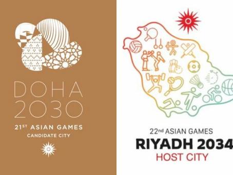 Congratulations, Doha and Riyadh! Enjoy the celebrations