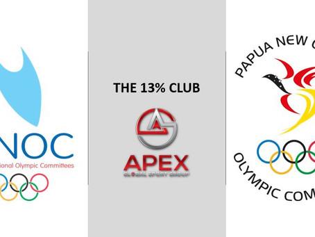 The 13% Club