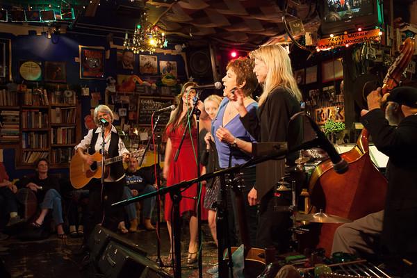 The Girls Singing