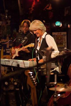 Diana at Piano