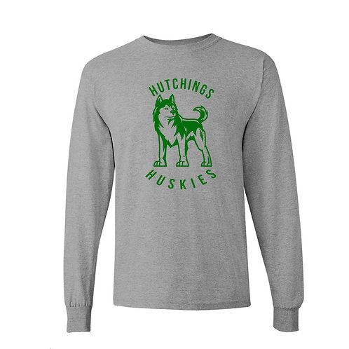Hutchings Huskies Long Sleeve Tee