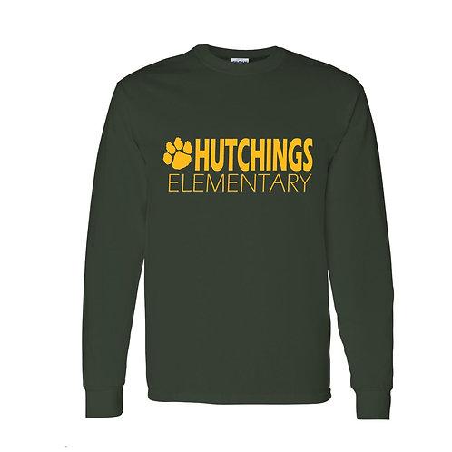 Basic Hutchings Long Sleeve Tee