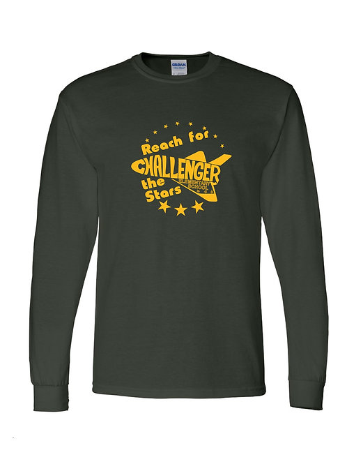 Challenger Throwback Long Sleeve Tee