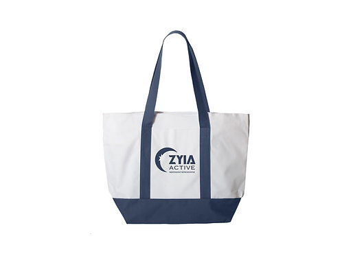 ZYIA Active Zippered Tote