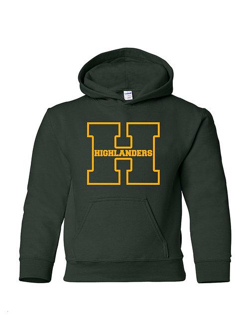 """Howell """"BIG H"""" Hoodie"""