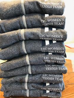 Tennis Team Jacket