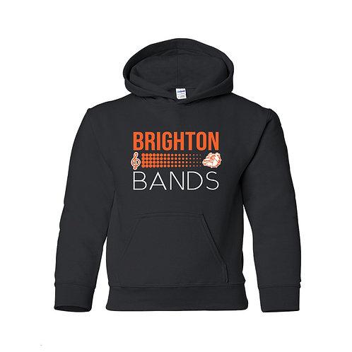 Brighton Bands Treble Dog Hoodie