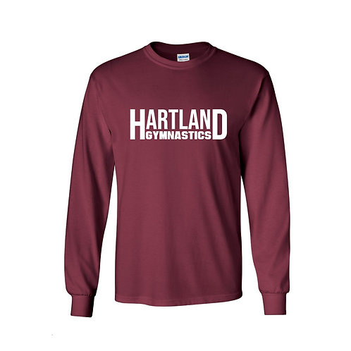 Hartland Gymnastics Long Sleeve