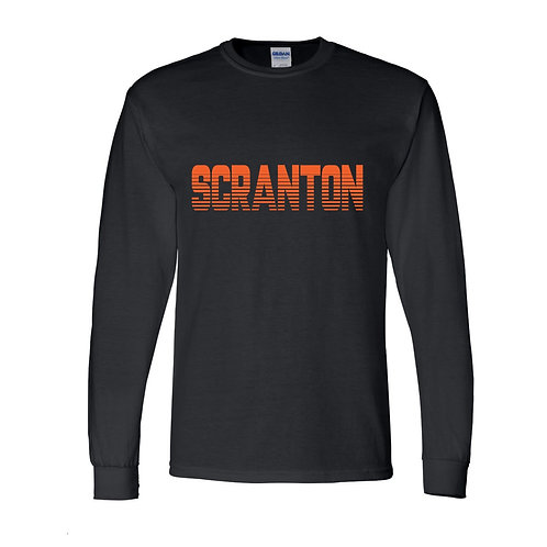 SCRANTON - SHOWDOWN LONG SLEEVE