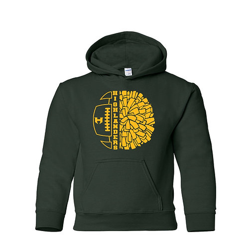 Howell Football & Cheer Hoodie