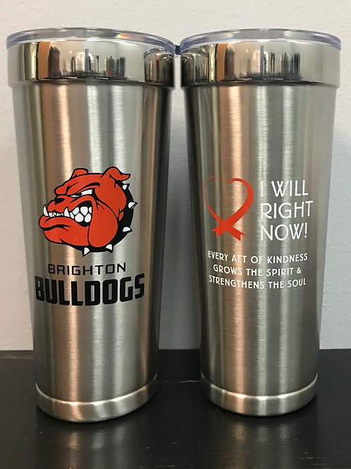 Brighton Bulldogs Stainless Steel Cup
