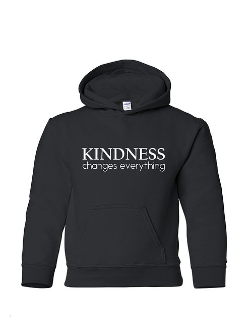 Kindness Changes Everything Hoodie