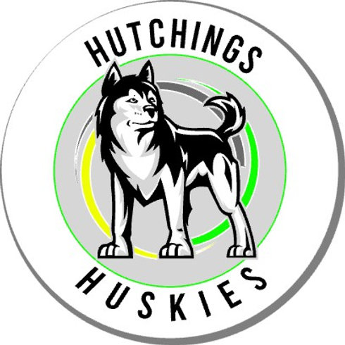 Hutchings Husky Stickers