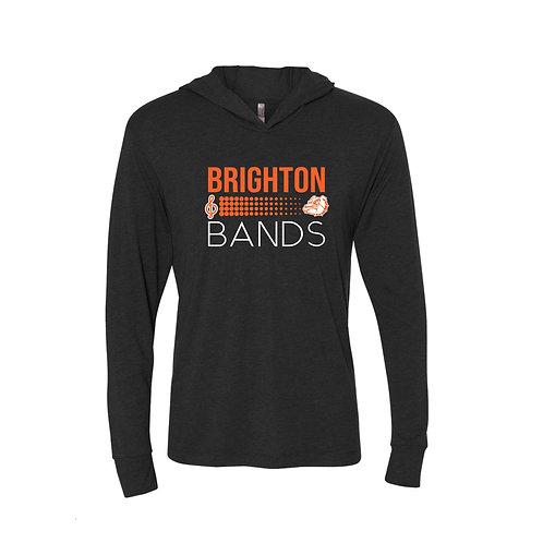 Brighton Bands Treble Dog Vintage Hooded Tee