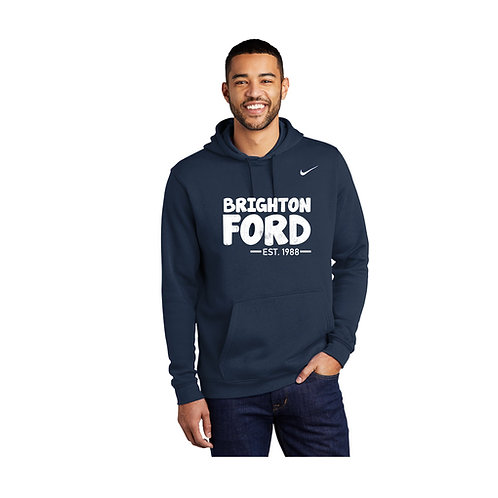 Brighton Ford Nike Club Fleece Hoodie
