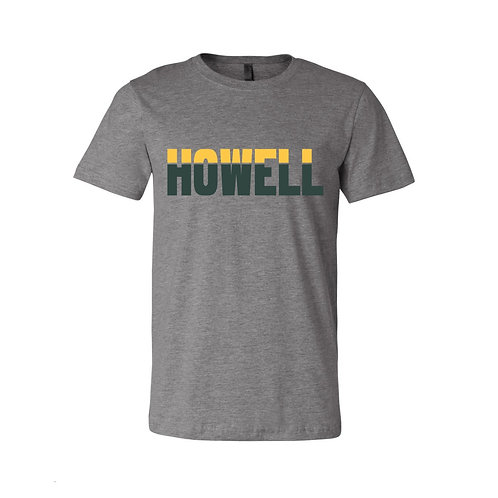 Howell Tee - 2 color design