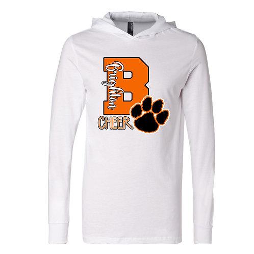 BHS Cheer - Hooded Long Sleeve Tee