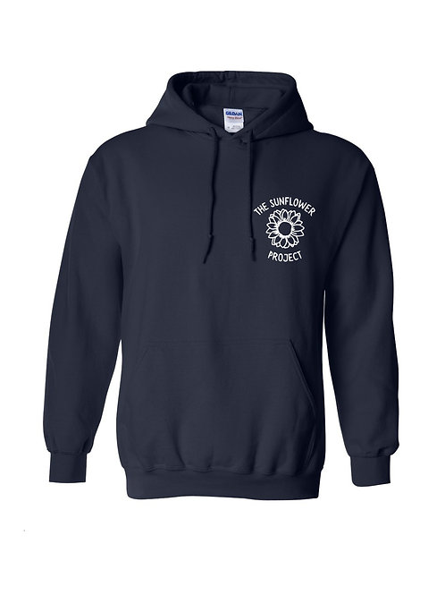The Sunflower Project Hoodie - Navy