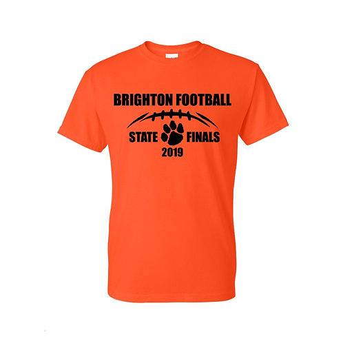 Brighton Football State Finals Game Day Shirt