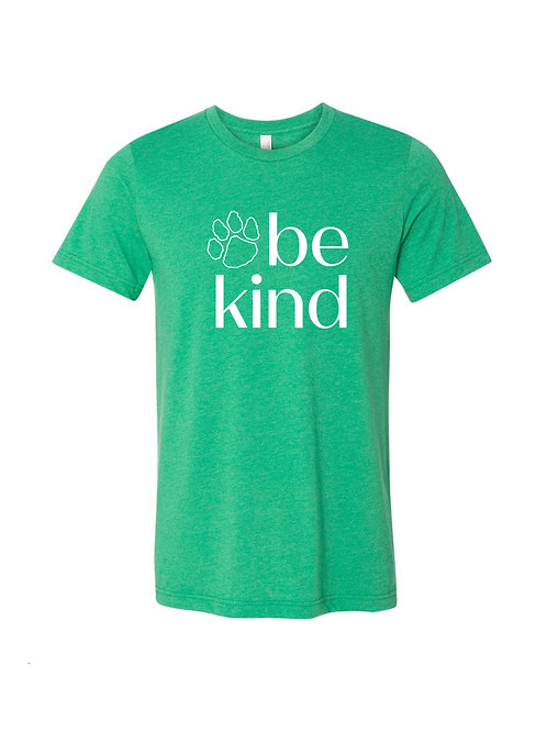 Be Kind Tee - Green