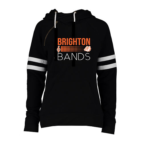 Brighton Bands Treble Dog Double Hood Pullover