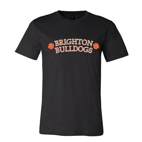 "Brighton Bulldogs Tee - ""arched"" design"