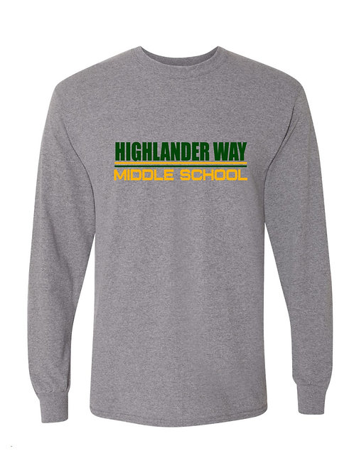 Highlander Way Long Sleeve Tee