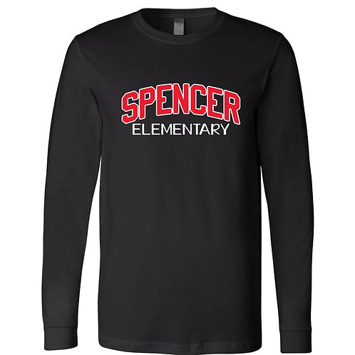 Spencer Premium Long Sleeve Tee