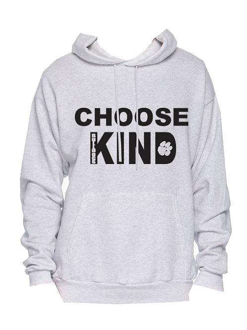 Choose Kind Hoodie - Black or Gray