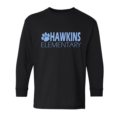 Hawkins Pawprint Long Sleeve