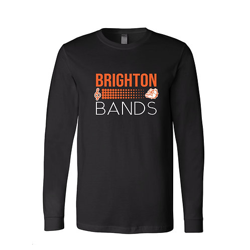 Brighton Bands Treble Dog Long Sleeve Tee