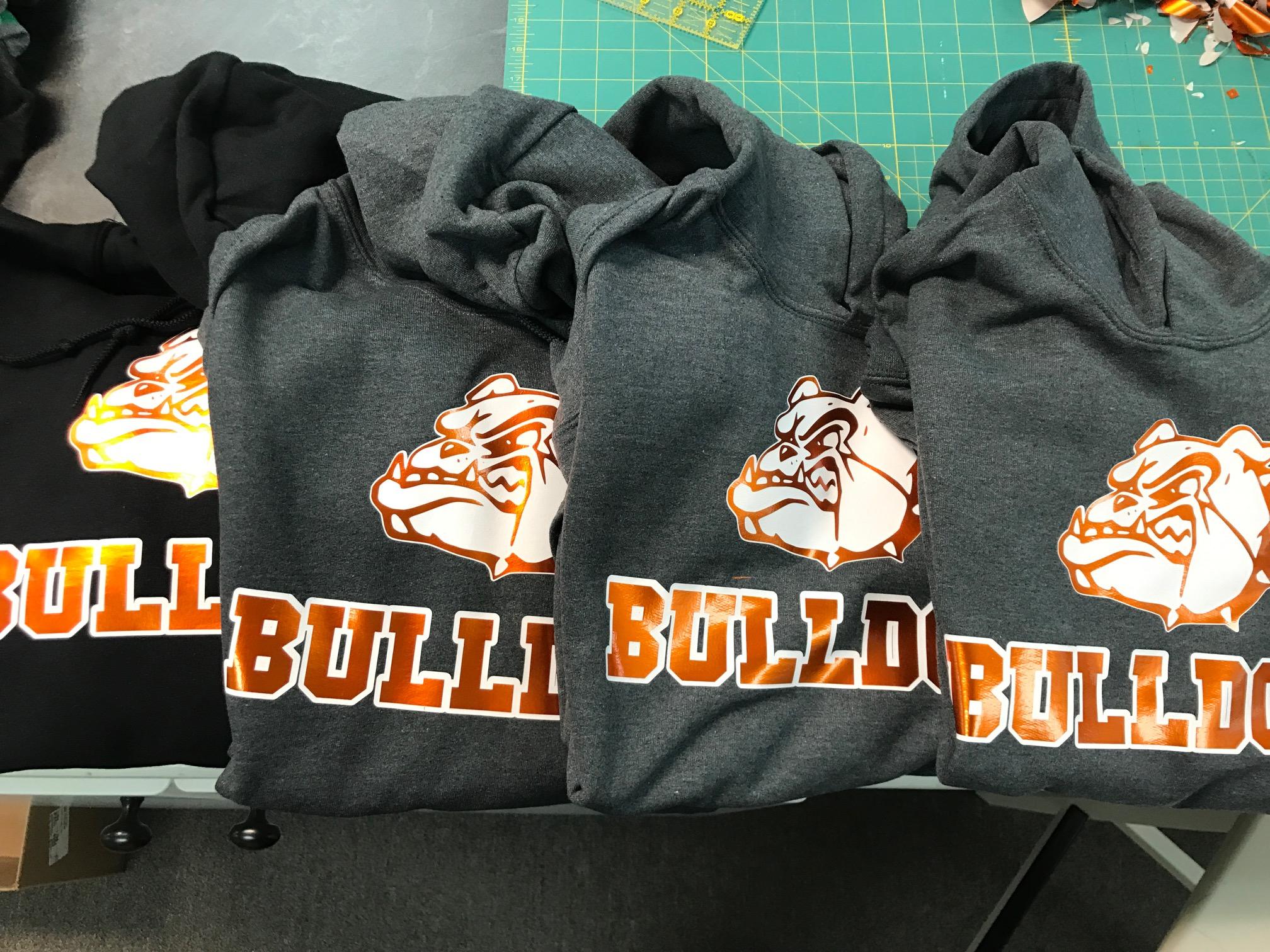 Bulldogs Sweatshirts