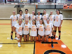 Brighton Volleyball Tryout Shirts