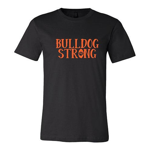 Bulldog Strong Tee