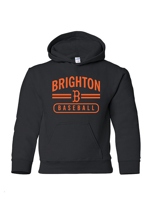 Brighton Baseball Hoodie