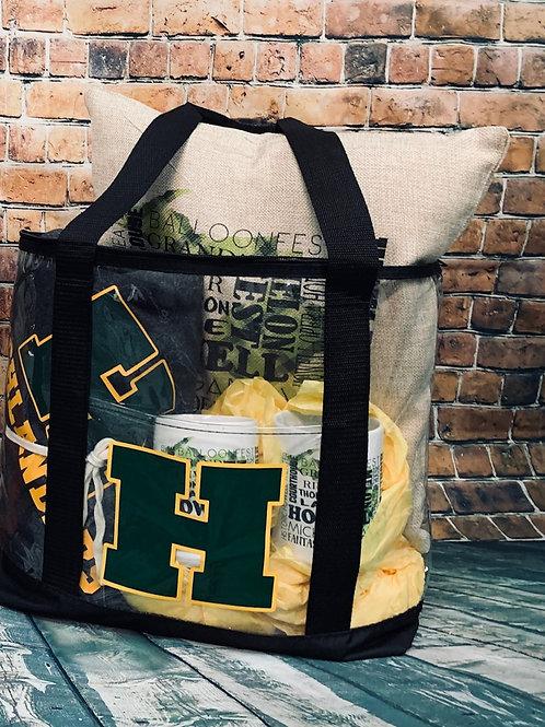 """Howell """"H"""" Vinyl Bag"""