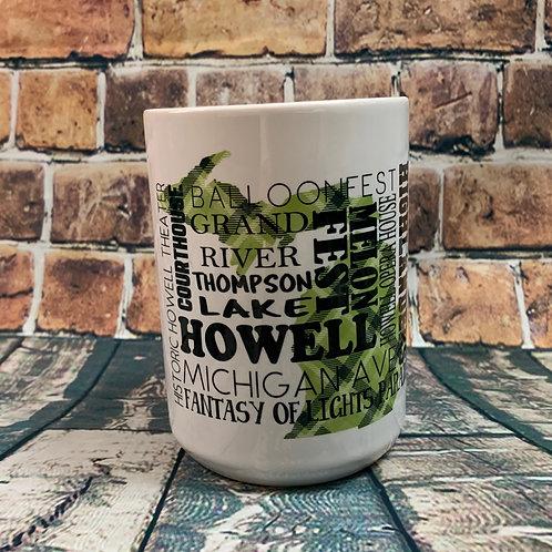 Howell City Mug