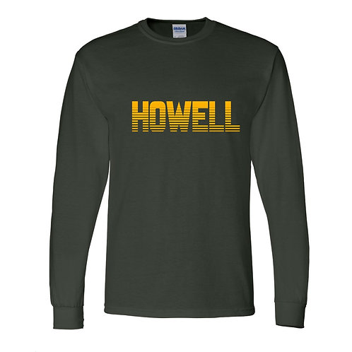 HOWELL - SHOWDOWN LONG SLEEVE TEE