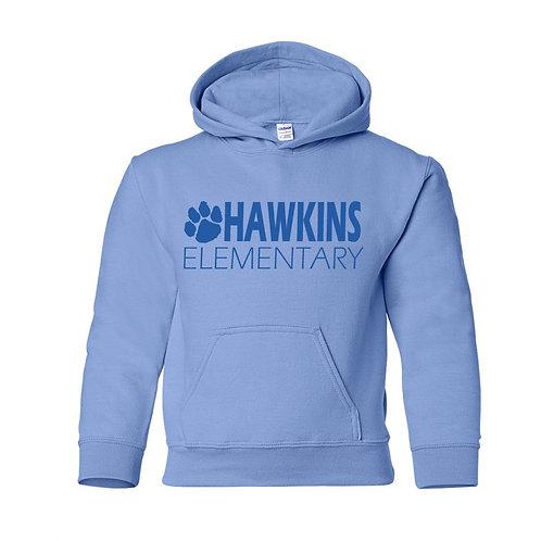 Hawkins Pawprint Hoodie