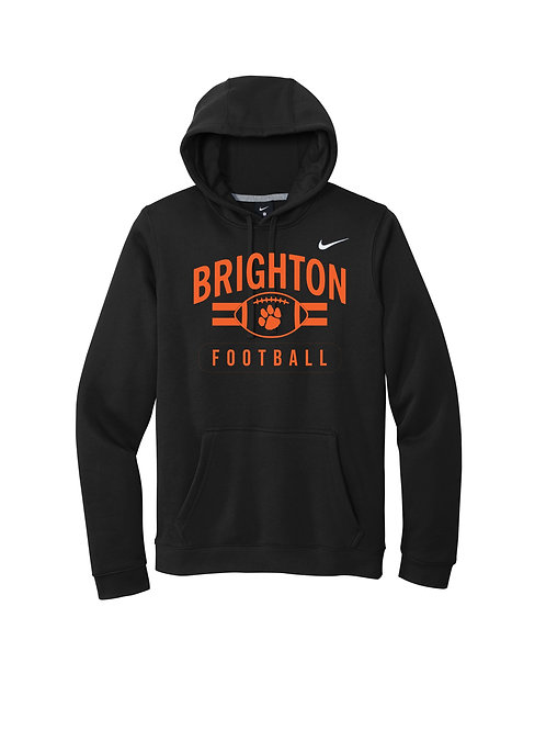 Brighton Football Nike Club Fleece Hoodie