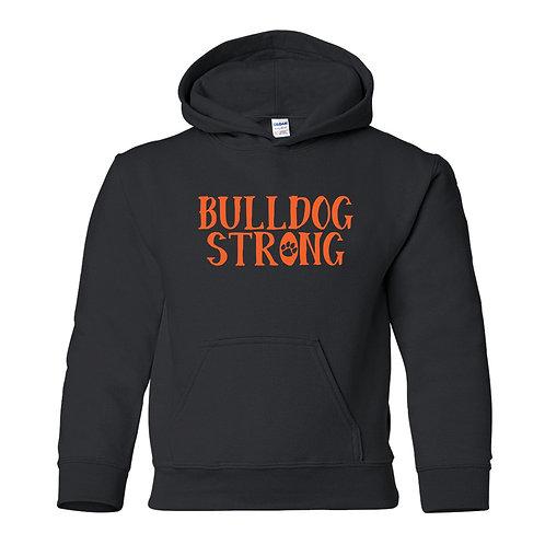 Bulldog Strong Hoodie