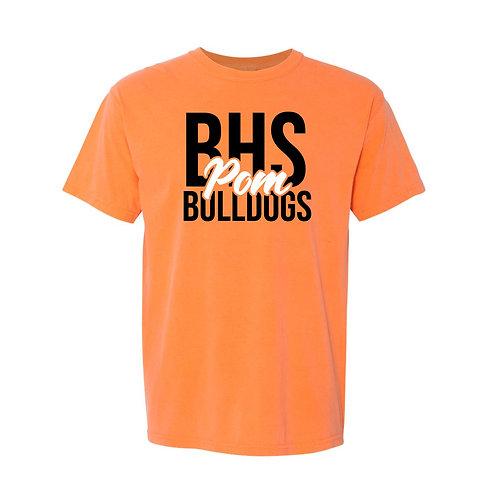 BHS Bulldog Pom Tee