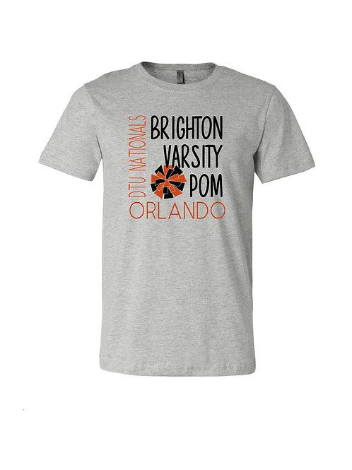 2020 Varsity Pom Nationals Shirt